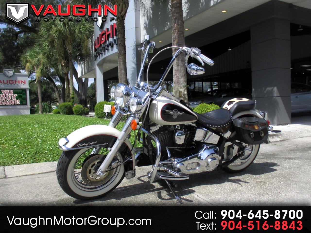 Harley-Davidson Heritage Softail Classic  1993