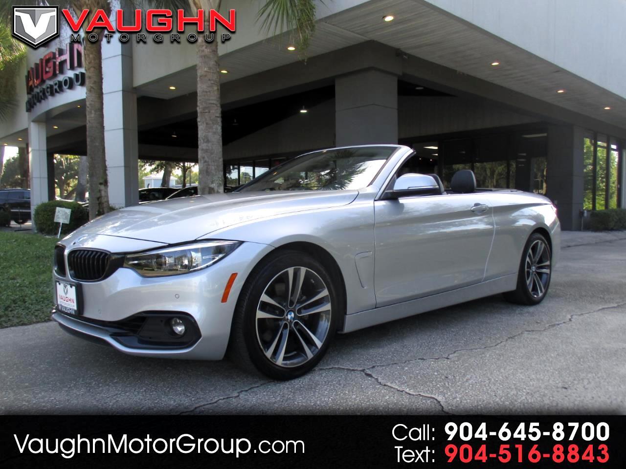 BMW 4 Series 430i Convertible 2020