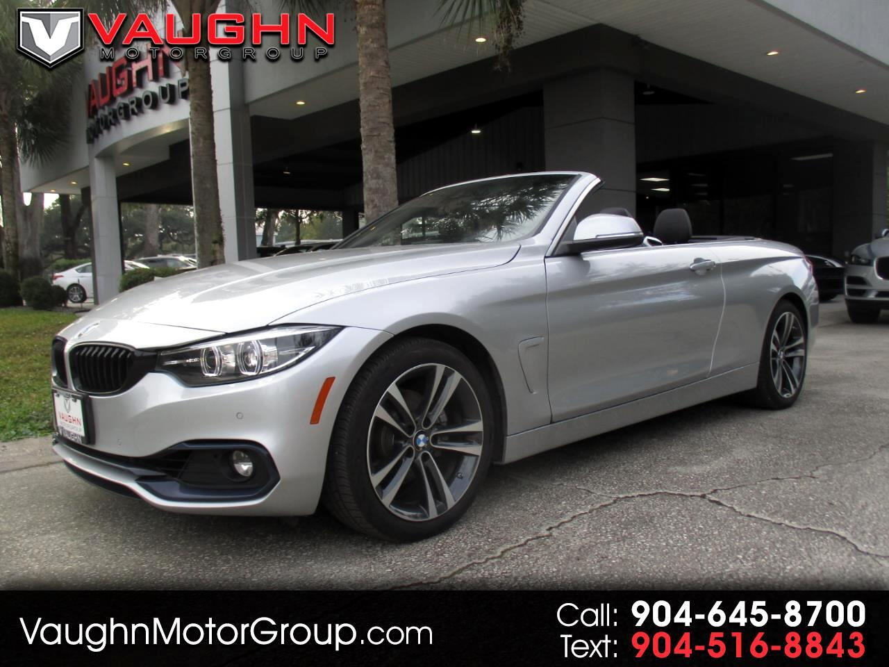 BMW 4 Series 430i Convertible 2020