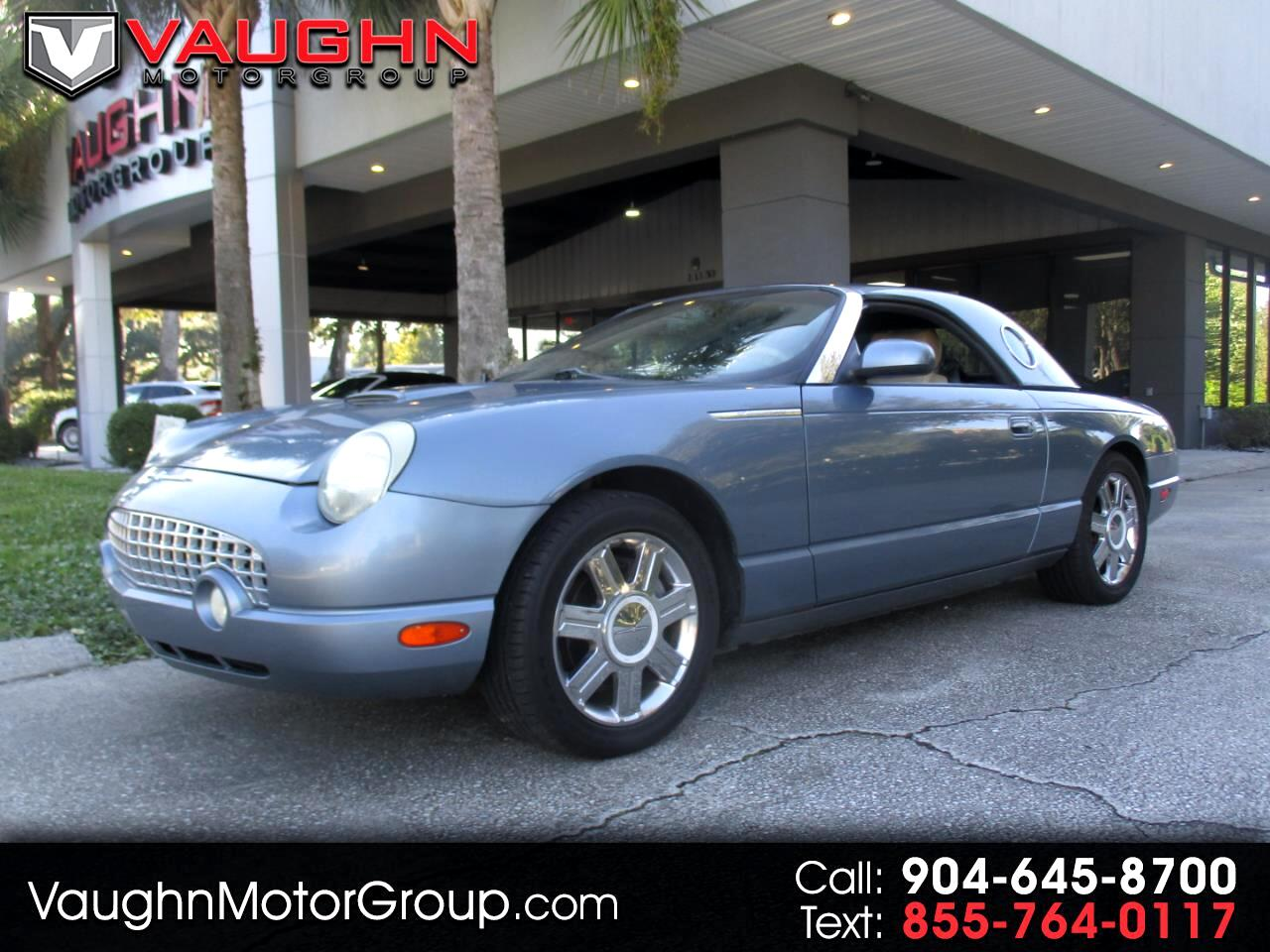 Ford Thunderbird 2dr Convertible 50th Anniversary 2005