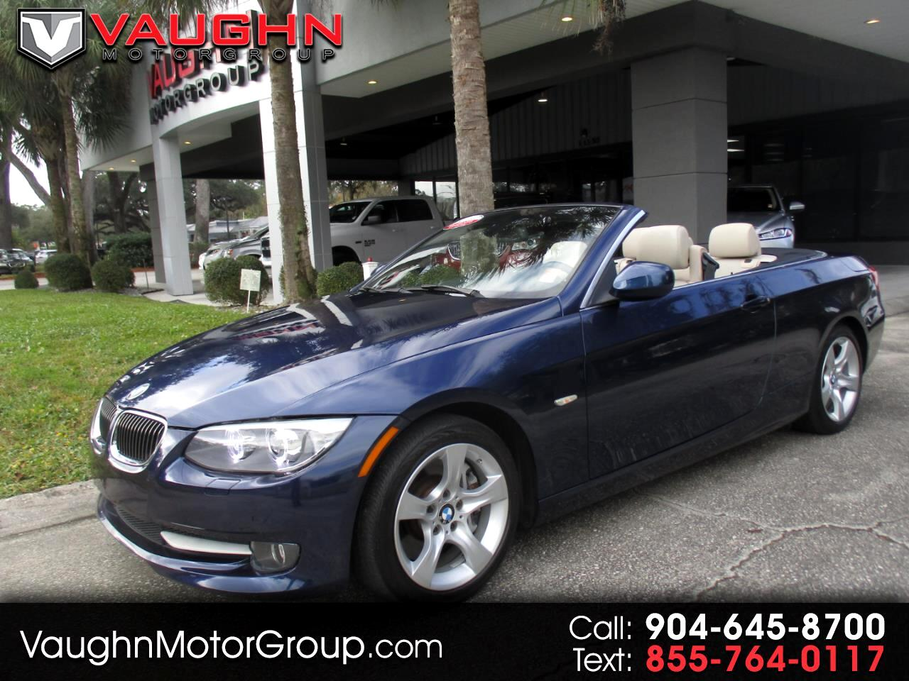 BMW 3 Series 2dr Conv 335i 2013