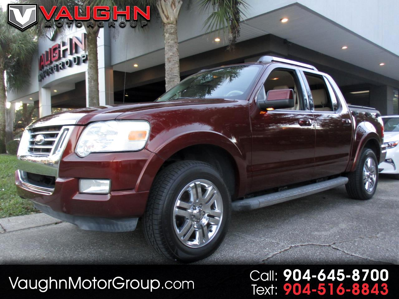 Ford Explorer Sport Trac RWD 4dr Limited 2010