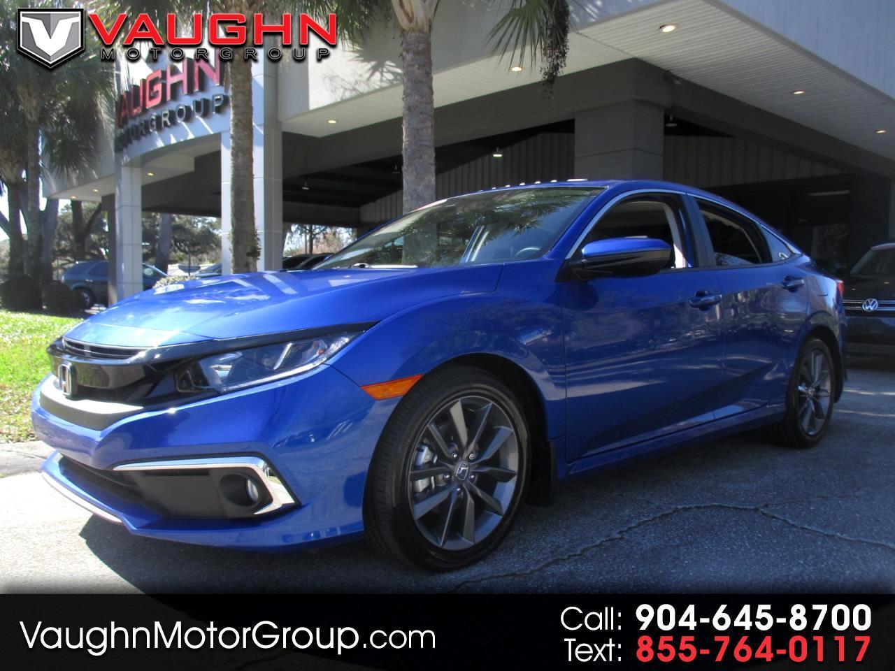 Honda Civic Sedan EX CVT 2020