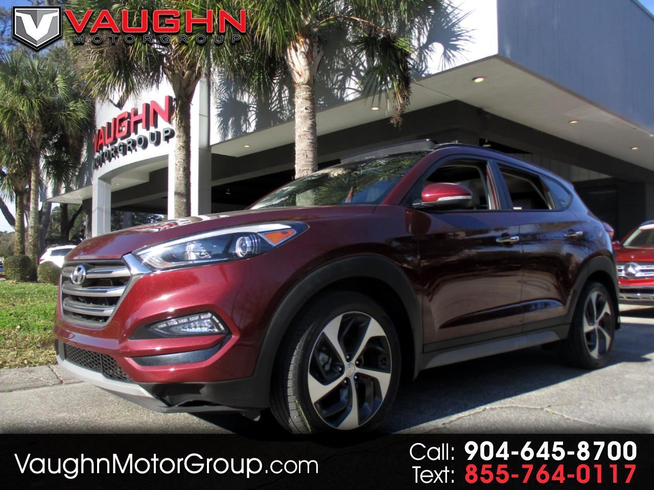 Hyundai Tucson Limited FWD 2018