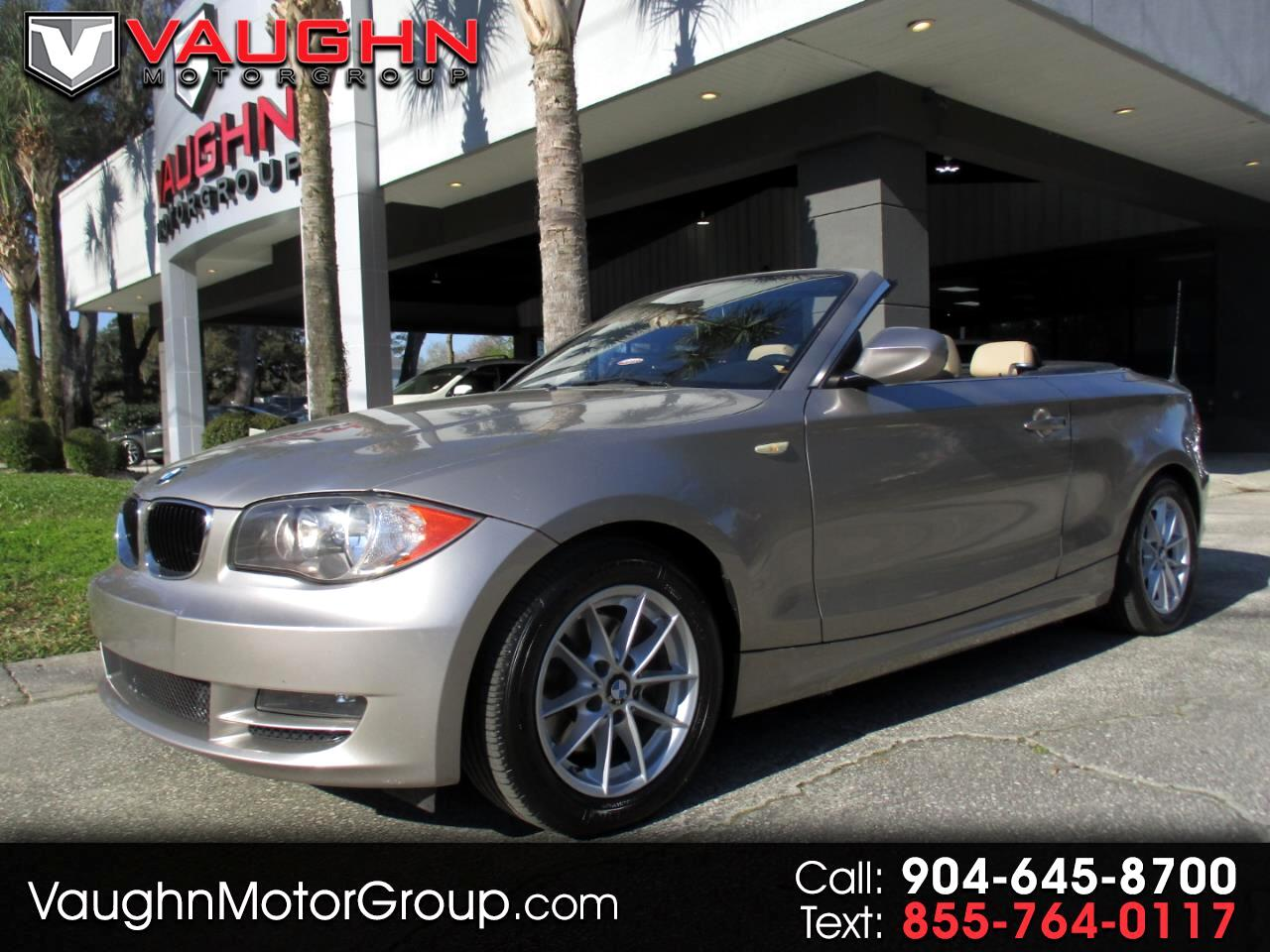 BMW 1 Series 2dr Conv 128i 2011