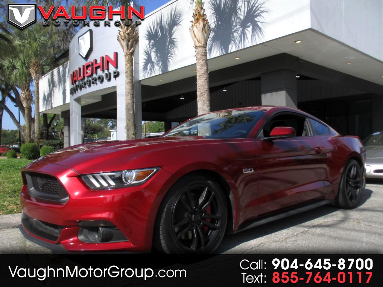 Ford Mustang 2dr Cpe GT Premium 2015