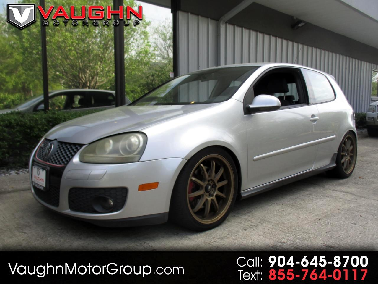 Volkswagen GTI 2dr HB Manual 2007