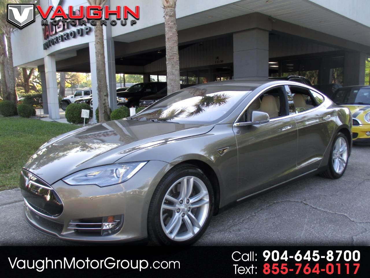 Tesla Model S 4dr Sdn AWD 70D 2015