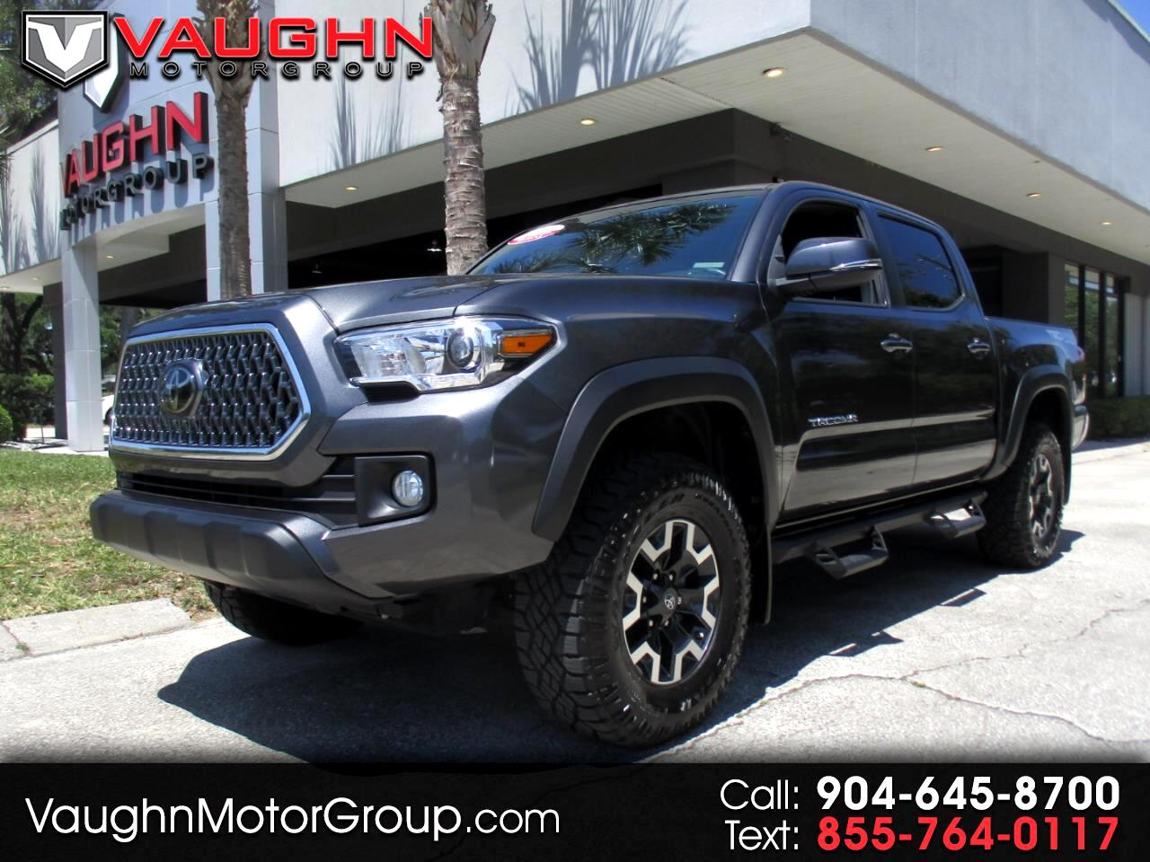 Toyota Tacoma 4WD TRD Off Road Double Cab 6' Bed V6 AT (Natl) 2019