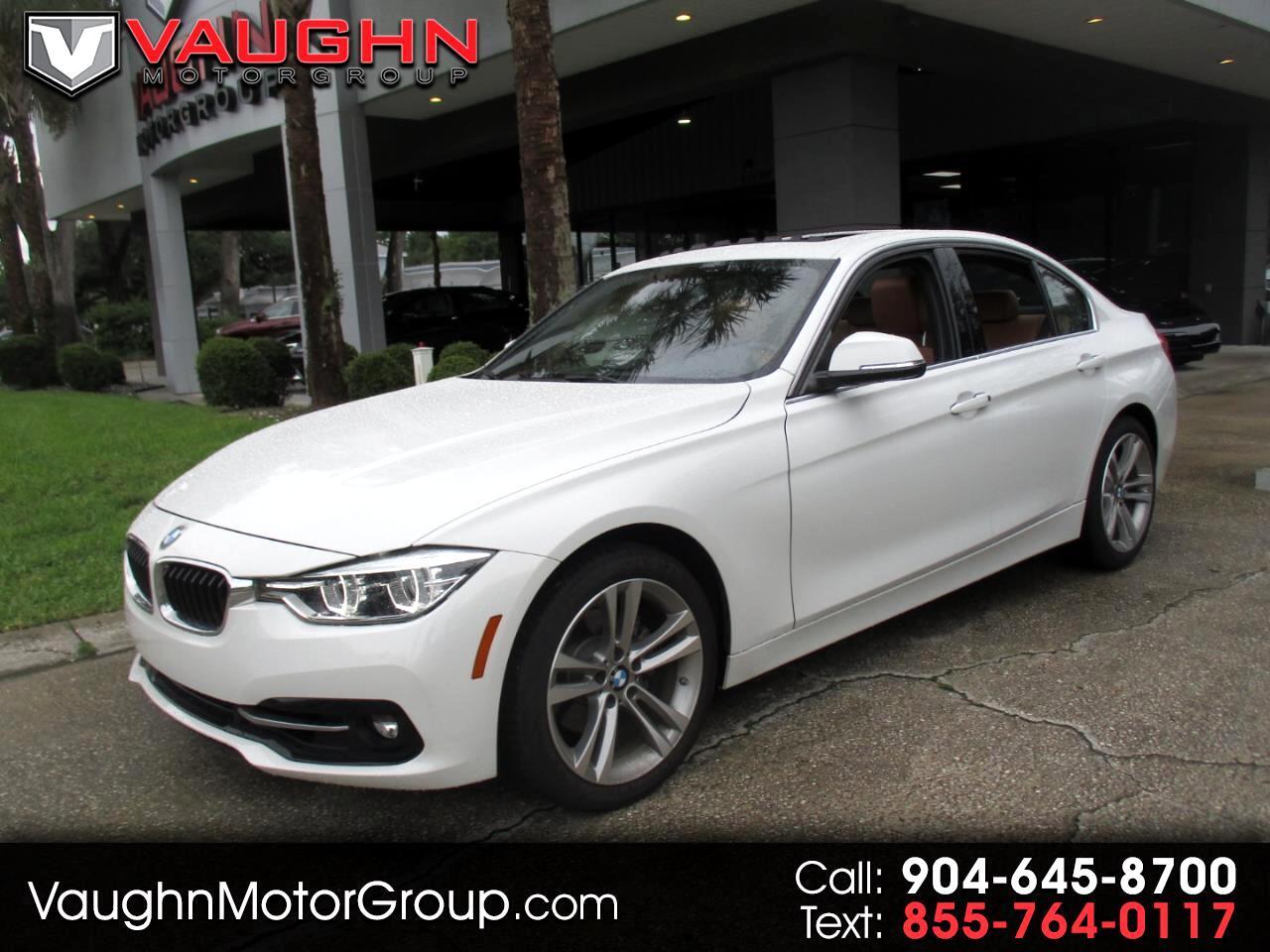 BMW 3 Series 330i 4dr Sdn 2018