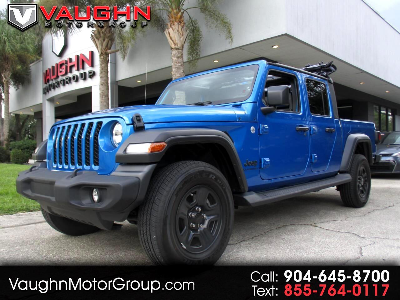 Jeep Gladiator Sport 4x4 2021