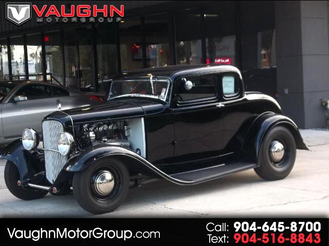 1932 Ford Coupe 5 Window Coupe
