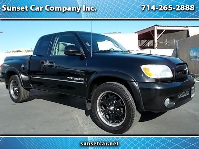 2006 Toyota Tundra TRD Sport Limited Access Cab