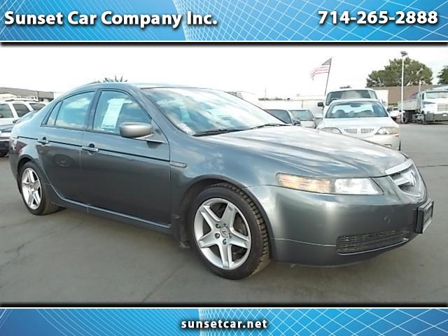 2005 Acura TL 3.2TL with Navigation System