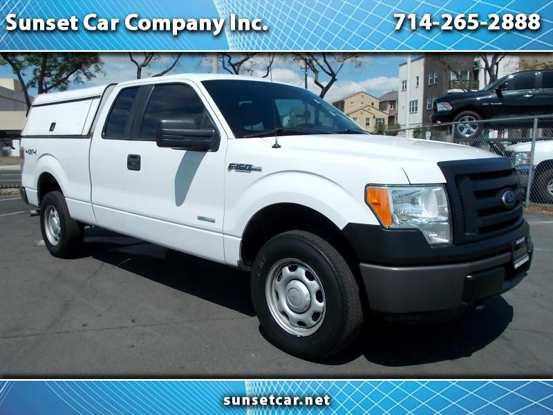 2011 Ford F-150 .