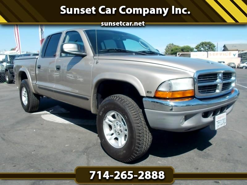2004 Dodge Dakota SLT Plus Quad Cab 4WD