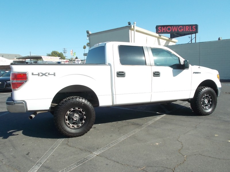 2010 Ford F-150 XL SuperCrew 5.5-ft. Bed 4WD