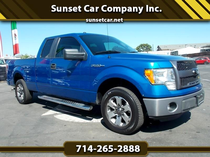 2013 Ford F-150 .