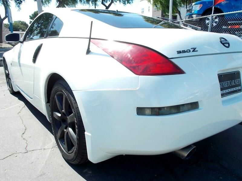 2005 Nissan 350Z Touring Coupe