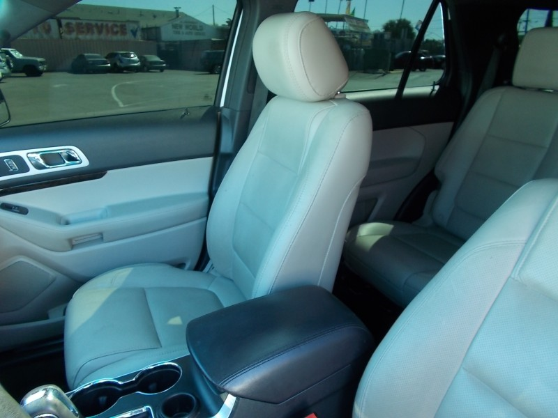 2014 Ford Explorer Limited FWD