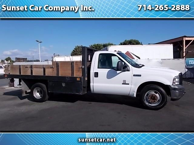 2006 Ford F-350 SD STAKE BED DIESEL