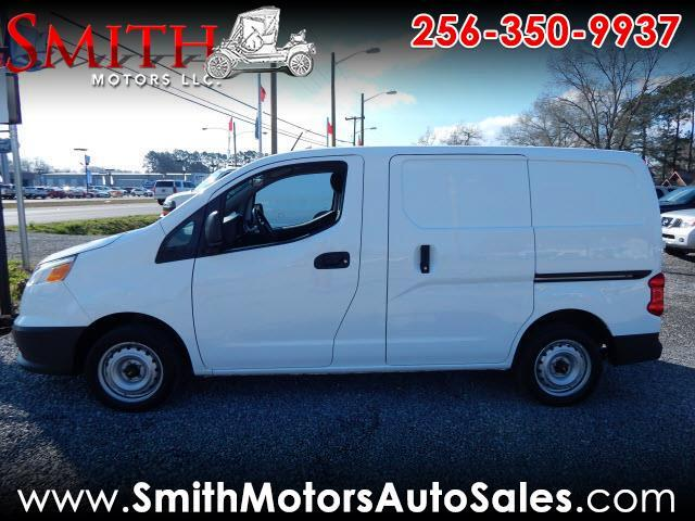 2015 Chevrolet City Express LT
