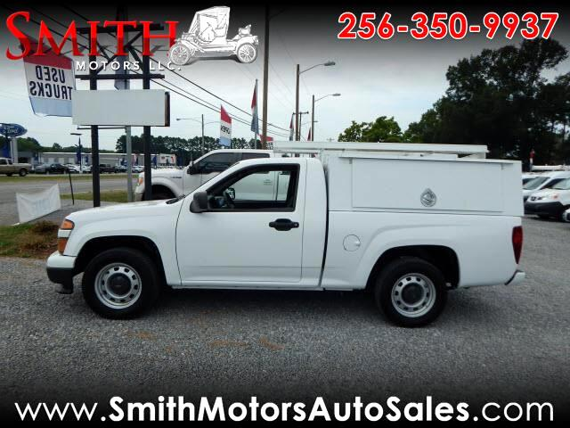 "2011 Chevrolet Colorado 2WD Reg Cab 111.2"" Work Truck"