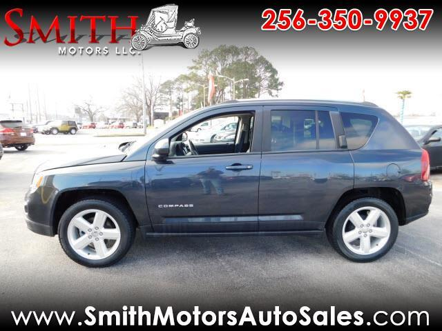 Jeep Compass FWD 4dr High Altitude 2014