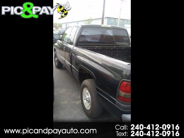 """2001 Dodge Ram 1500 4dr Quad Cab 139"""" WB"""
