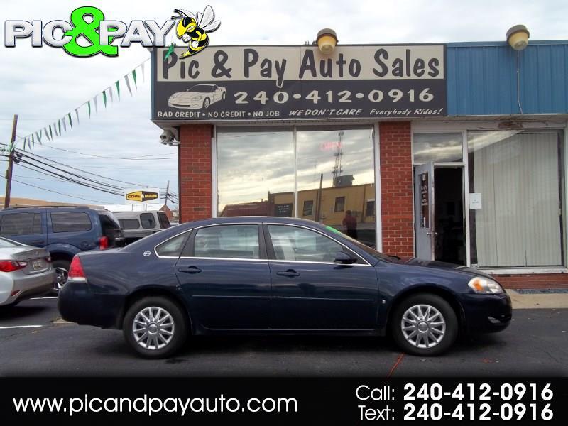 2007 Chevrolet Impala 4dr Sdn LS