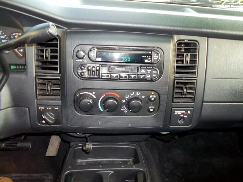 2001 Dodge Dakota Club Cab 131