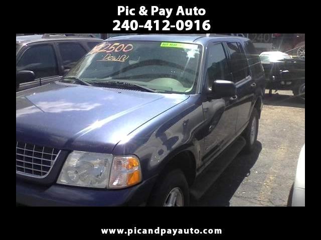 2004 Ford Explorer XLT 4.6L 4WD