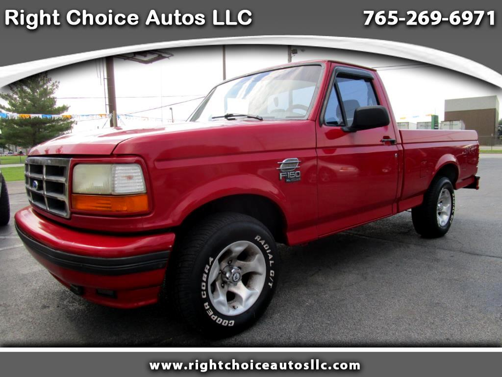 1994 Ford F-150 S Reg. Cab Long Bed 2WD