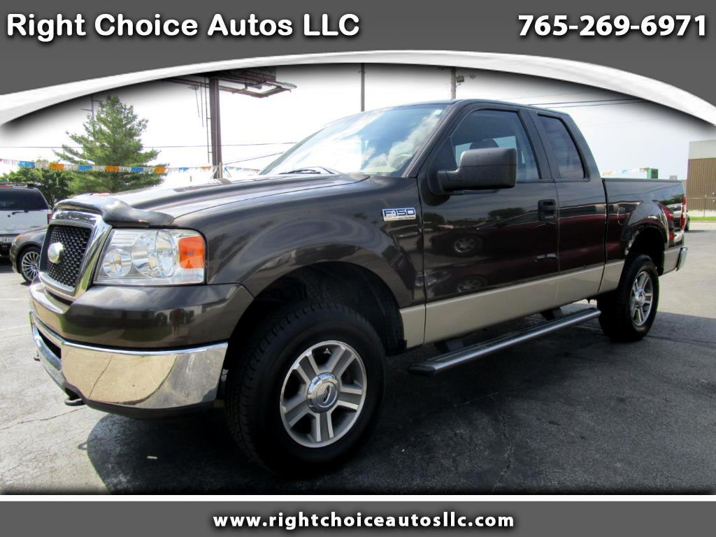 2007 Ford F-150 XLT SuperCab Short Box 4WD