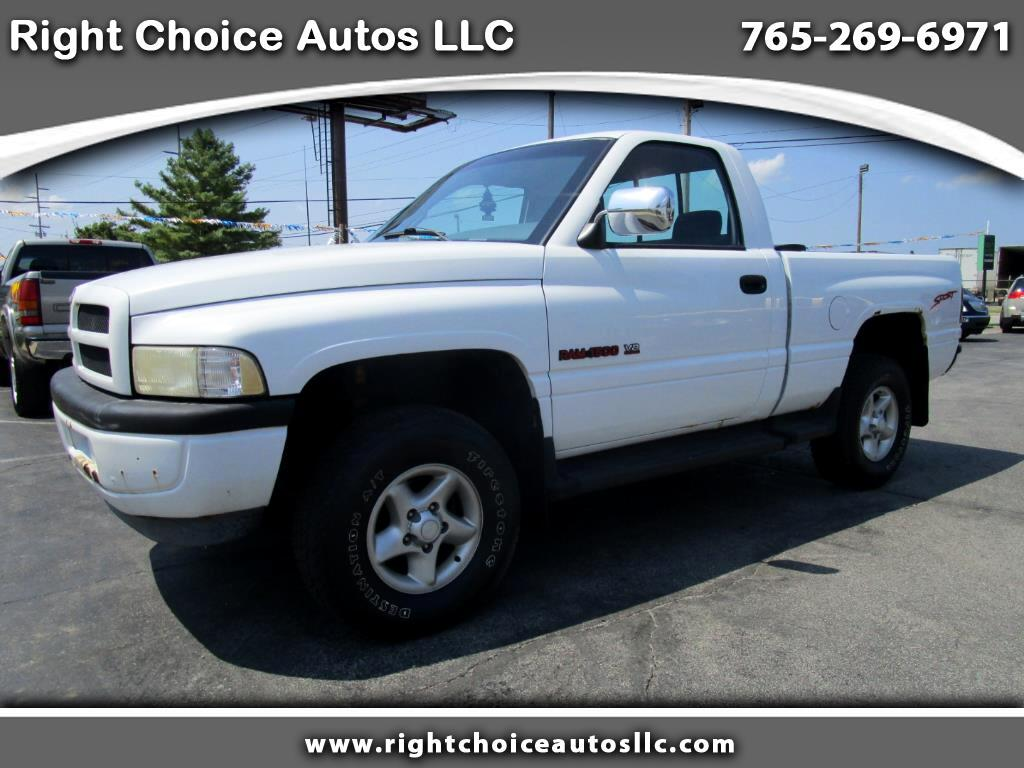 1997 Dodge Ram 1500 LT Reg. Cab 6.5-ft. Bed 4WD