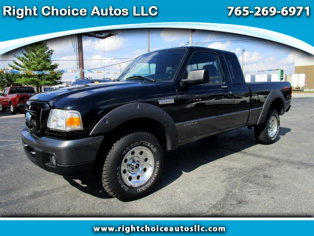 2007 Ford Ranger FX4 Level II SuperCab