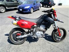 2009 Kawasaki KLX250-W