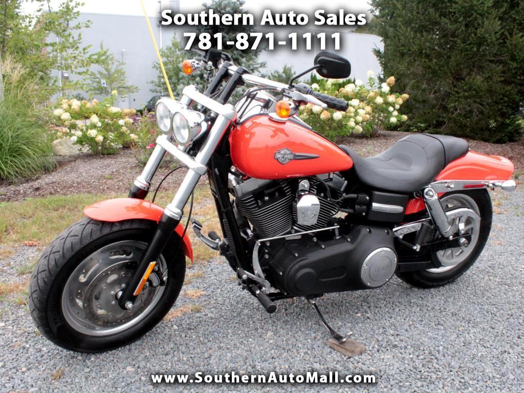 2012 Harley-Davidson FXDF