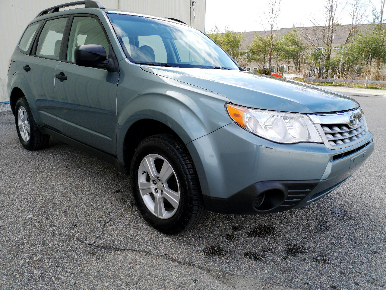 Subaru Forester 2.5X Touring 2011