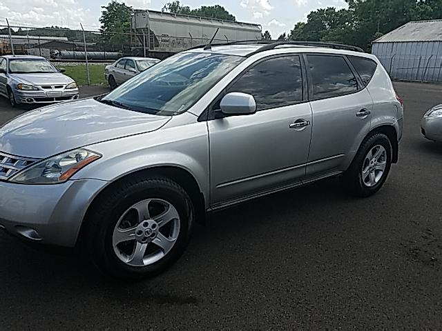 2004 Nissan Murano 2WD 4dr SL