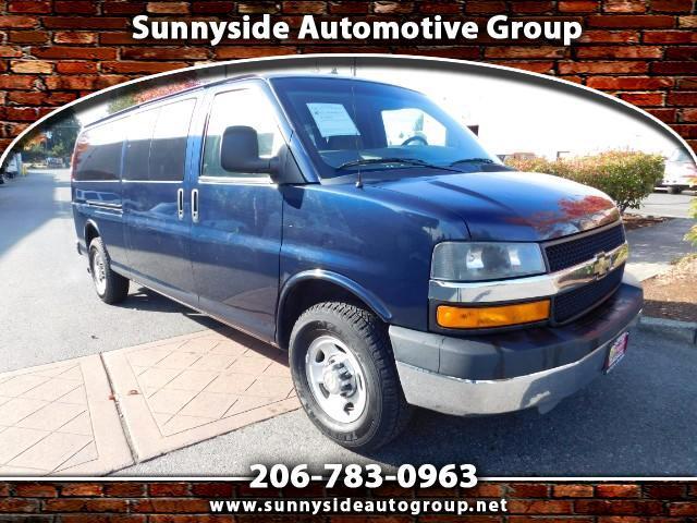2010 Chevrolet Express LT 3500 Extended