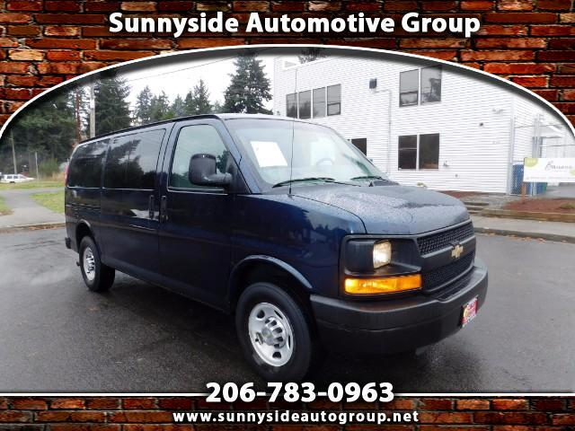 2011 Chevrolet Express LS 2500