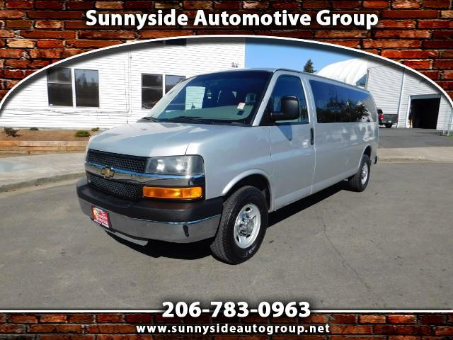 2010 Chevrolet Express G3500 Extended