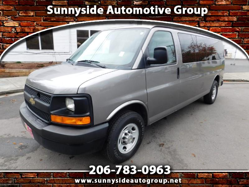 2013 Chevrolet Express G3500 Extended