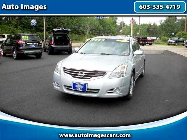 2010 Nissan Altima Hybrid HEV