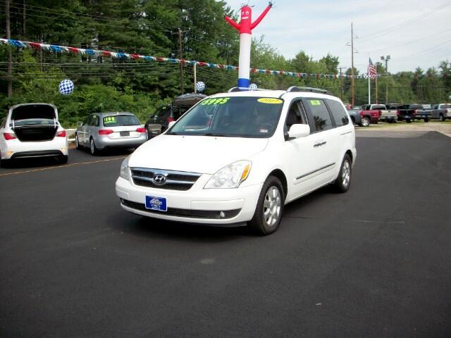 2007 Hyundai Entourage 4dr Wgn Limited