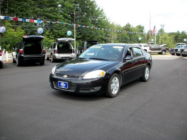 2007 Chevrolet Impala 4dr Sdn 3.9L LT