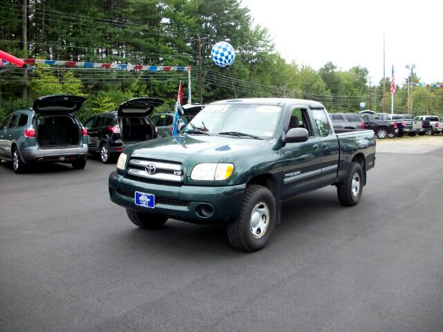 2003 Toyota Tundra AccessCab V8 SR5 4WD (Natl)