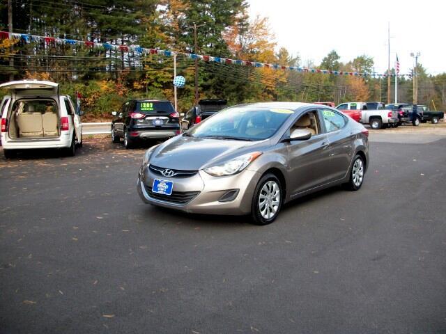 2011 Hyundai Elantra 4dr Sdn Auto GLS PZEV (Alabama Plant)