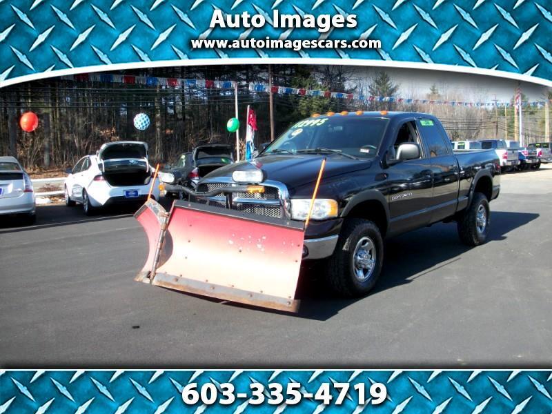 2005 Dodge Ram 2500 4WD Crew Cab 149